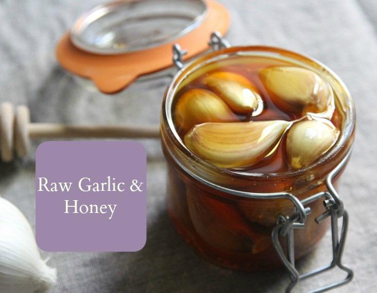 Raw Garlic And Raw Honey Dr Krystal Hohn